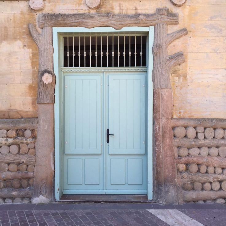 Collioure door