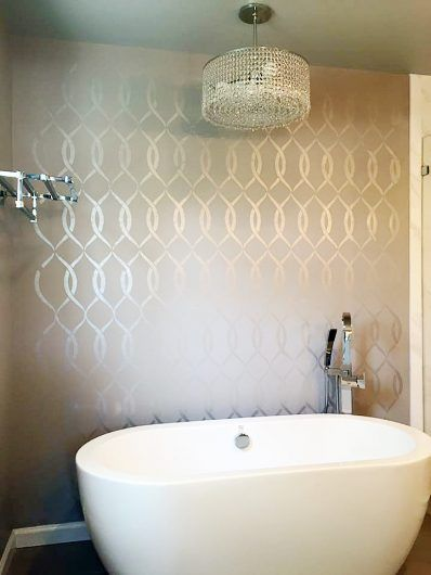 17 best ideas about bathroom accent wall on pinterest - How to prepare bathroom walls for painting ...