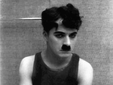 In 1917, for just a split second, this man unknowingly stared into the souls of millions of people from nearly a century later. (gif)