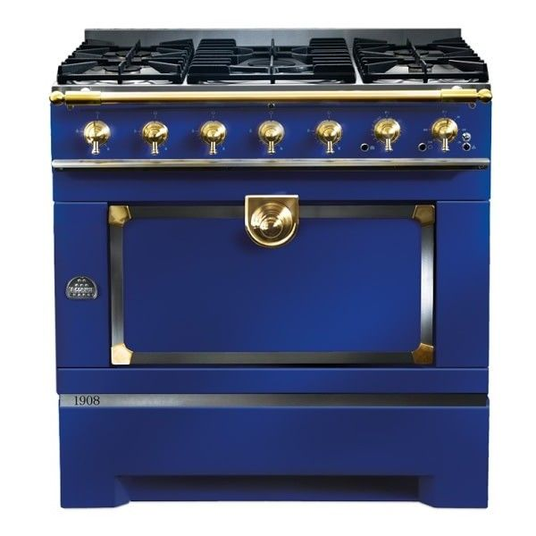 la cornue cornuf 1908 stove navy liked on polyvore featuring home home improvement. Black Bedroom Furniture Sets. Home Design Ideas