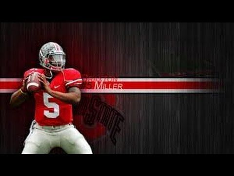 Braxton Miller Highlights- Rise and Shine