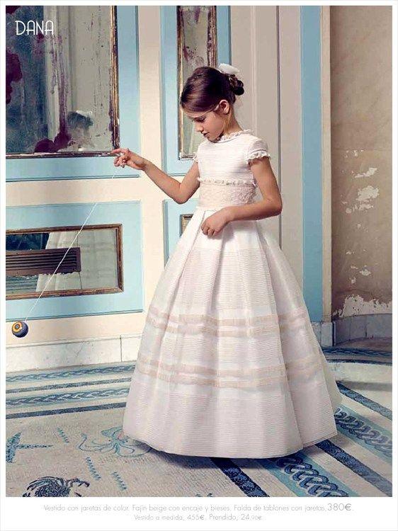 vestidos primera comunion