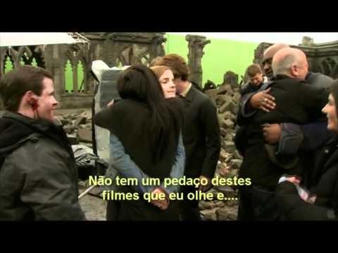 O Adeus a Harry Potter (legendado em português)