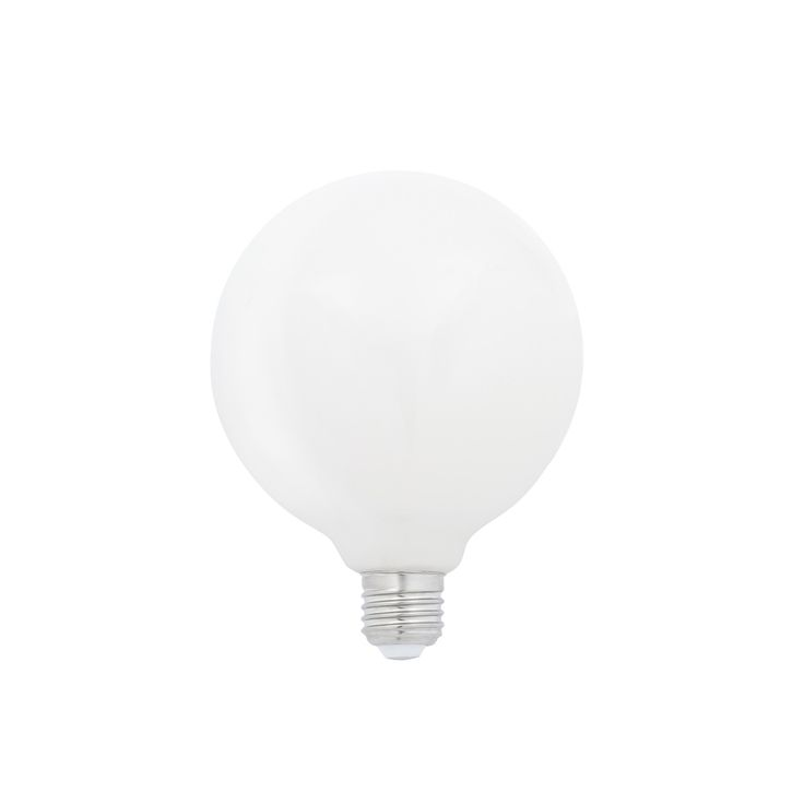 Bombilla de LED E27 360º 120mm de 9W tipo globo y luz cálida | Bombillas LED Rosca Normal E27 | Lámparas e iluminación  #lamparas #iluminacion #decoracion #arquitectura #diseño #bombillas #bombillasespeciales
