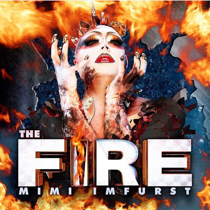 Mimi Imfurst's new album The Fire. BUY IT! GIVE HER ALL YOUR MONEY!