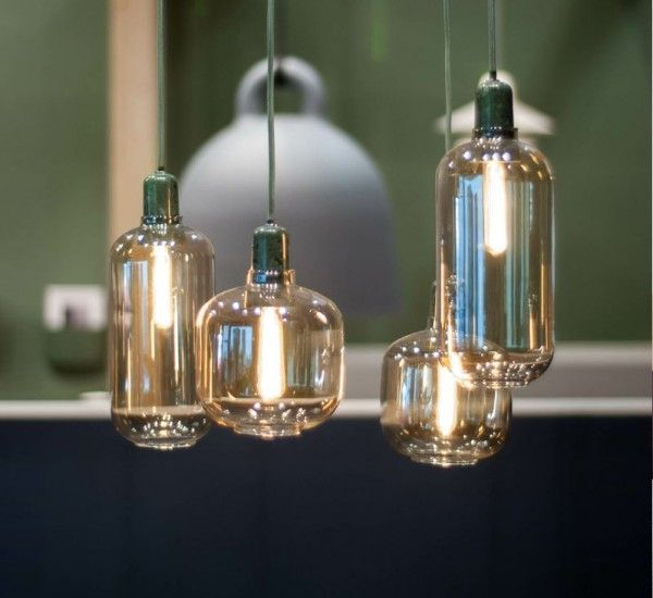 Normann Copenhagen Amp Lampada A Sospensione Lampade A Sospensione Lampade Luce A Sospensione