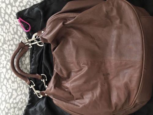 Betsey Johnson handbags Bows And Arrow Gemma Teller handbag SOA in brown