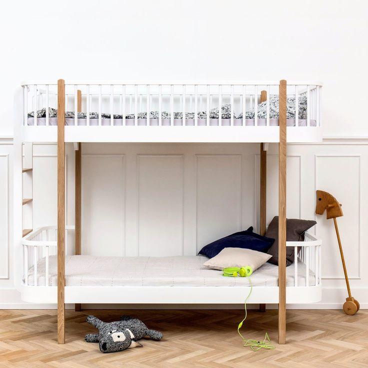 Litera elegante y chic para habitaciones infantiles/juveniles que buscan un toque único y especial - Minimoi