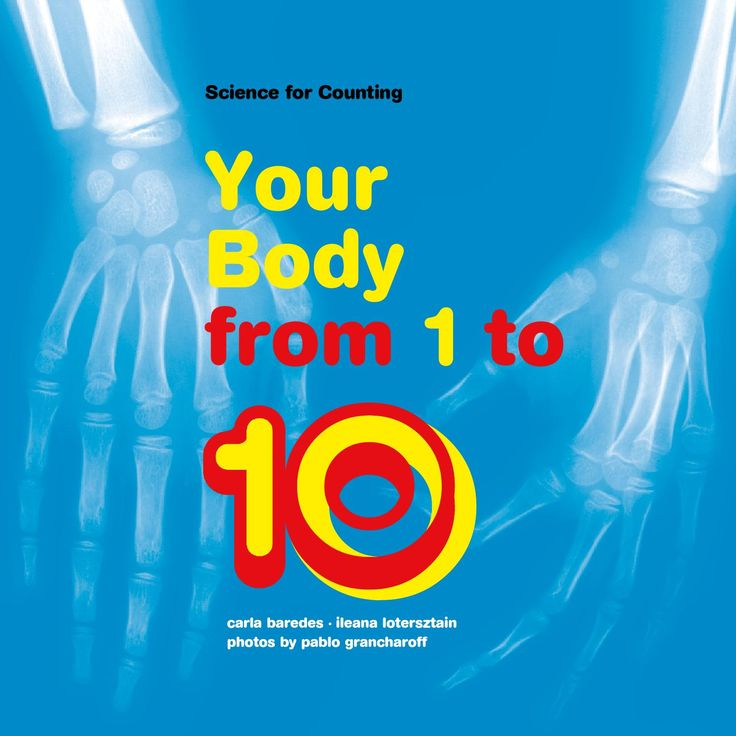 Your Body from 1 to 10  Coming Soon!  1 heart, 2 lungs, 3 layers of skin, 4 groups of teeth…  Read this counting book, from 1 to 10, to learn fascinating facts about the human body. Discover the shape of your heart, how food moves through your body, why you can move your hand in many different ways, and much more. Ideal for curious readers of all ages.