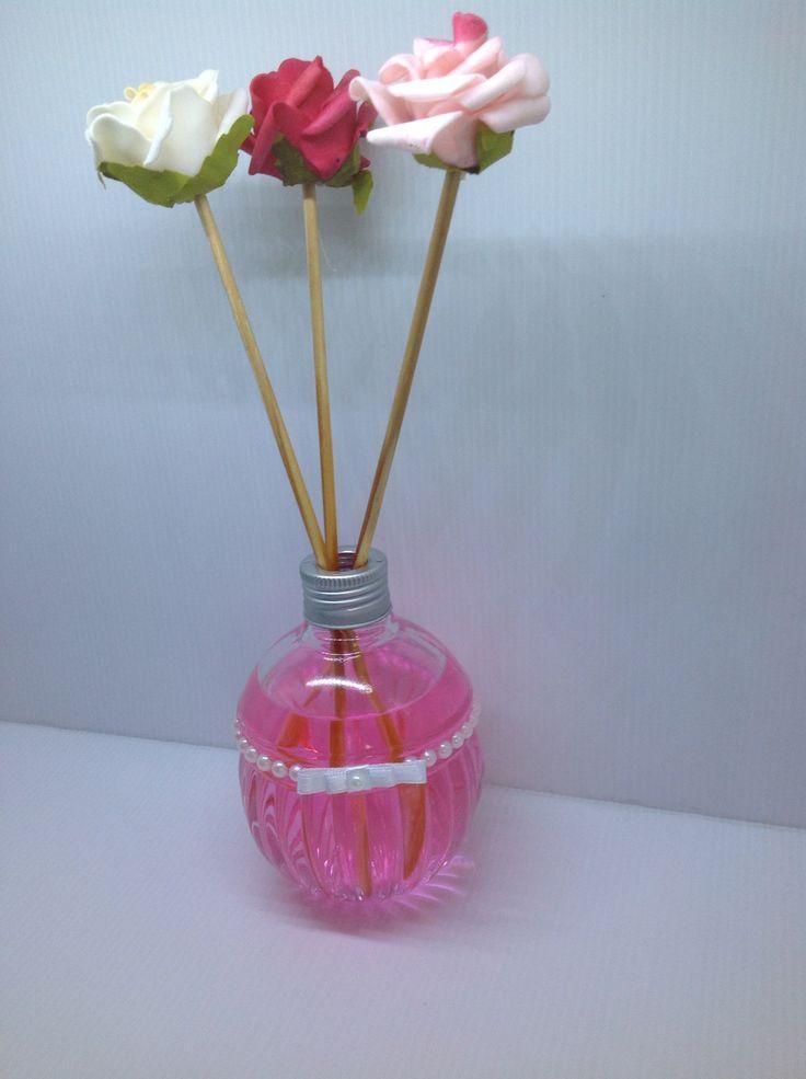 Aromatizador - pétalas de rosa da Loccitane