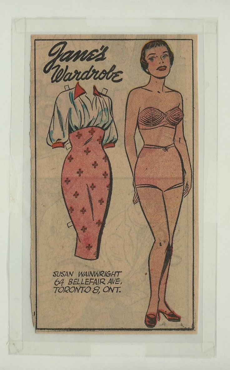 The 943 best Paper Dolls # 35 images on Pinterest | American girls ...