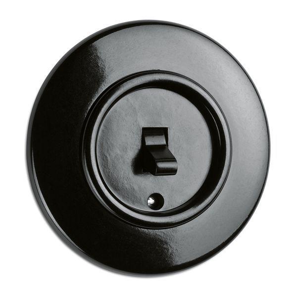 Interruptor de luz / de palanca / Bakelite® / clásico 173043 Thomas Hoof Produktgesellschaft mbH & Co. KG