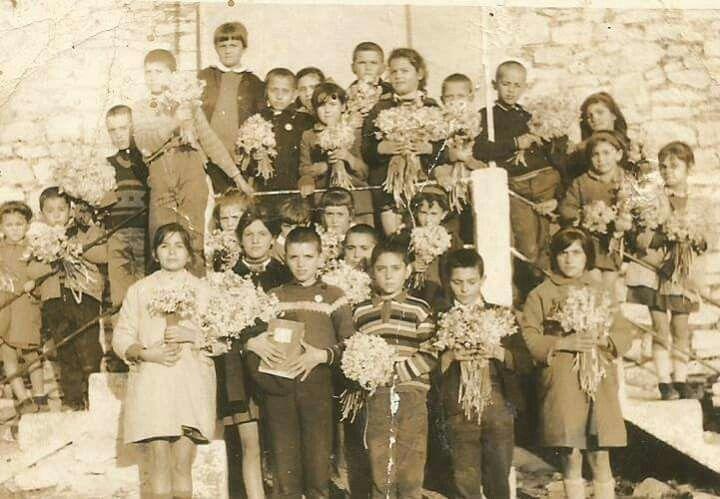 School at Vlassi village
