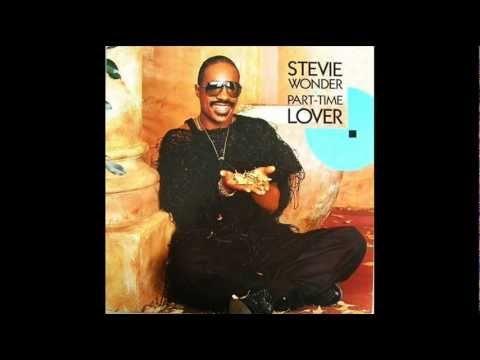 Stevie Wonder - Part Time Lover (12' Extended Version