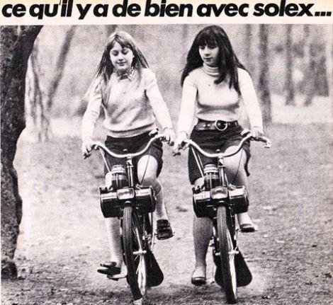 1970 Velosolex 3800 Super Luxe (White)