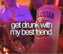 Inspiring picture best friend, bff, drink, drunk. Resolution: 500x318. Find the picture to your taste!