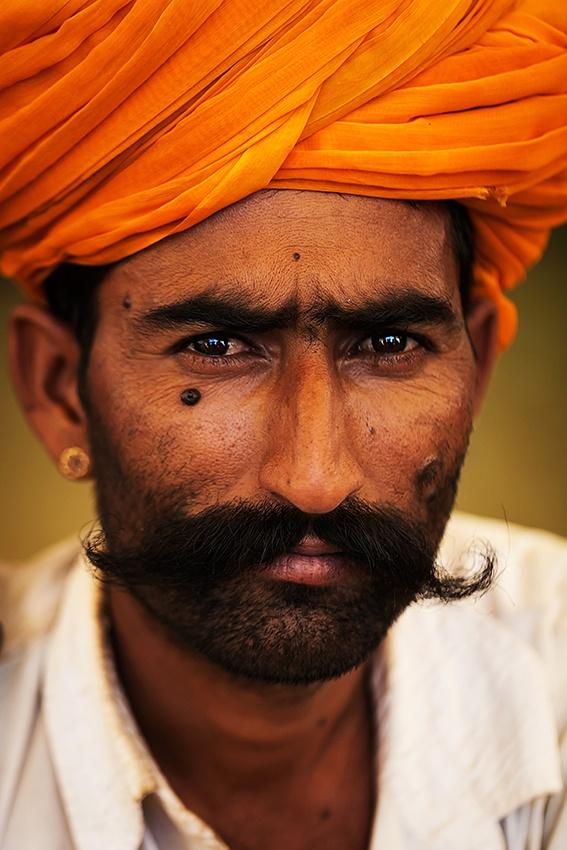 35PHOTO - Mahesh - Portrait of Rajasthani !!!