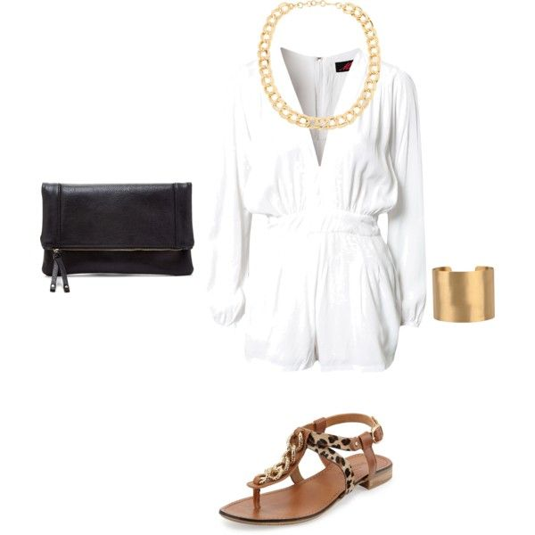 """""""Untitled #27"""" by claudialeandra on Polyvore"""