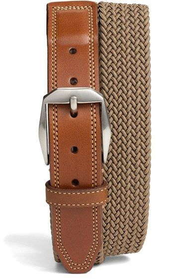 Men's Martin Dingman 'Beck' Stretch Belt