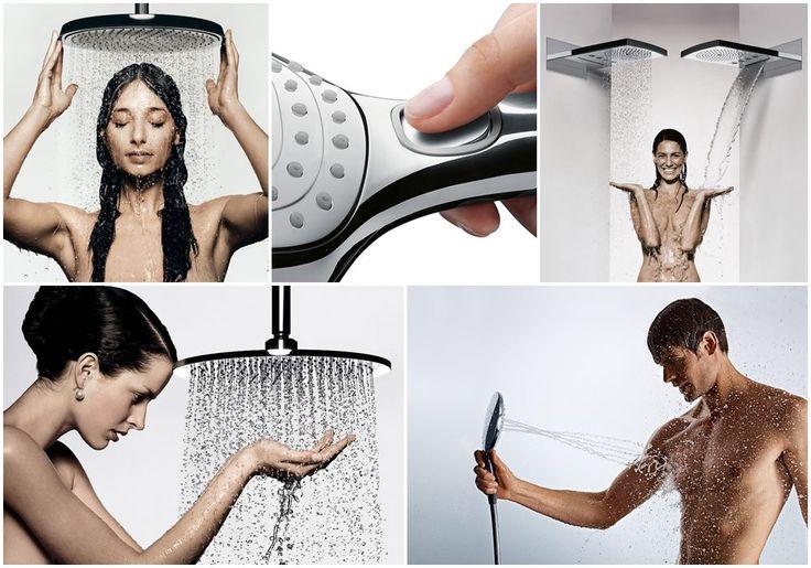 254 best grifer a bathroom taps images on pinterest for Duchas modernas