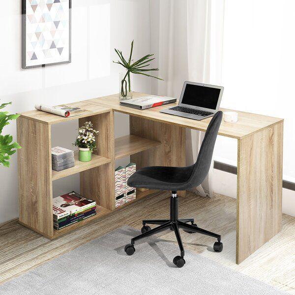 Sunizona Reversible L Shape Desk In 2020 L Shaped Desk Design Desk