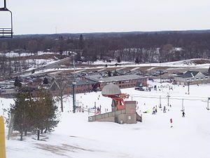 MT Brighton Ski Michigan Find more ski stuff at www.skistuff.78qt.net