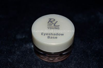 Berrak Kaçan: Rival de Loop Young Eyeshadow Base