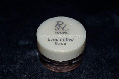 Berrak Kaçan: Rival de Loop Young Eyeshadow Base