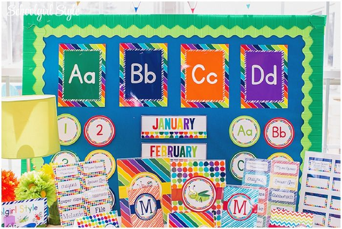 Classroom Decor Download ~ Bugs classroom theme digital download from