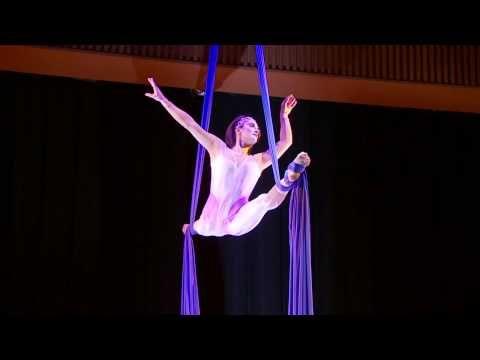 TEDxTokyo - Ginger Ana Griep - Ruiz of Cirque du Soleil - 05/15/10 - cause pretty