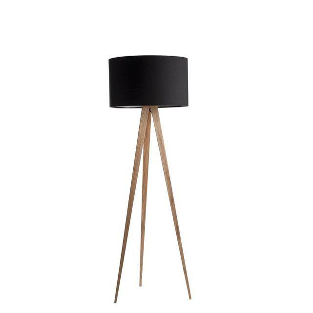 lampadaire bois conforama. Black Bedroom Furniture Sets. Home Design Ideas