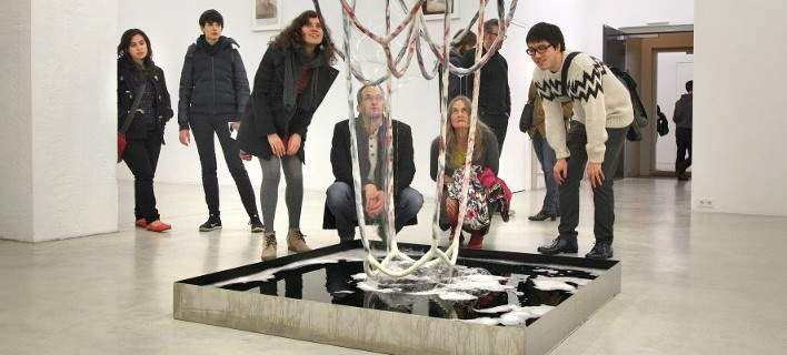 Gallery Walk με ειδικό χάρτη για τη διαδρομή σε 41 αίθουσες τέχνης [εικόνες]
