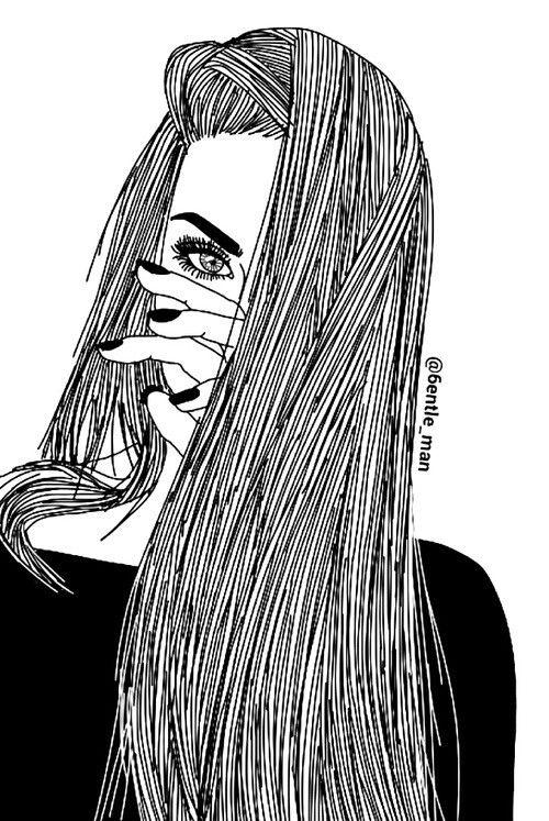 Mejores 31 im genes de dibujos en blanco y negro en for Imagenes bonitas en blanco y negro