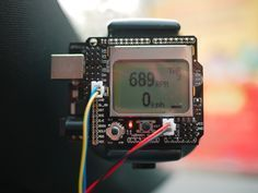 Arduino OBD-II - So much potential for realtime readouts and custom dashboard and outer live effects based on engine data!