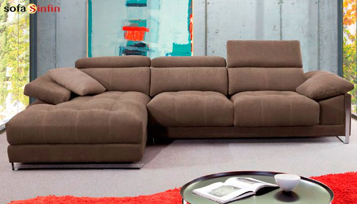 M s de 25 ideas incre bles sobre sofas rinconeras en for Chaise longue interiores