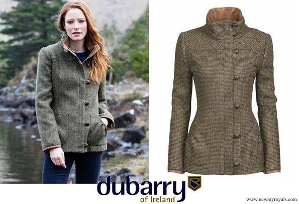f5752a7b933c7 Dubarry Bracken Utility Tweed Jacket($599) https://www.dubarry.