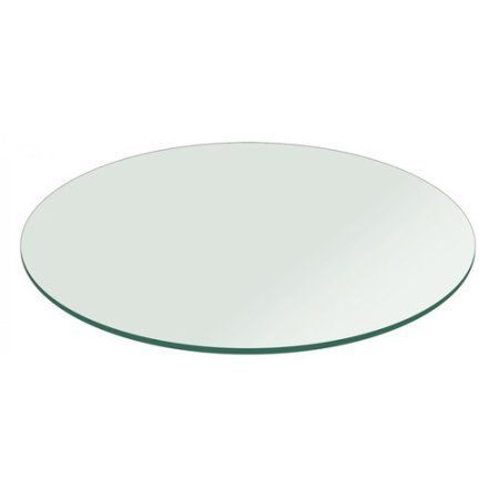 25 Best Round Glass Table Top Ideas On Pinterest Glass