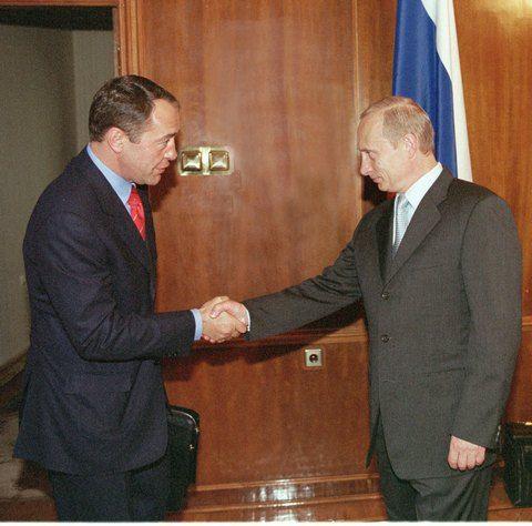 Алексей Навальный — Что ФБК знает про Лесина