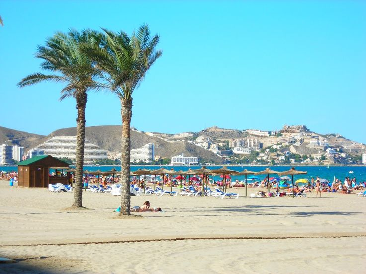 Valencia Spain Beaches