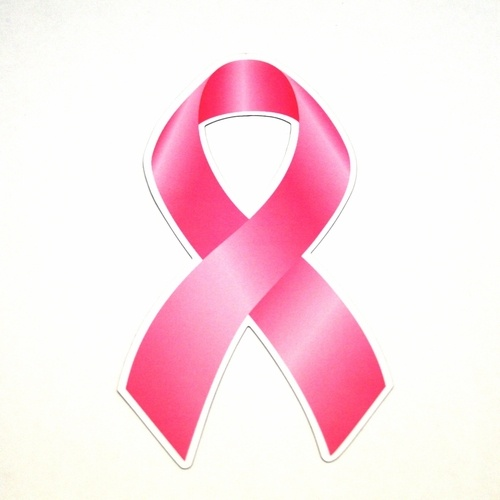 breast cancer magnetic bracelet pink
