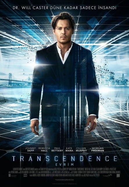 evrim filmi - Transcendence movie - Johnny Depp