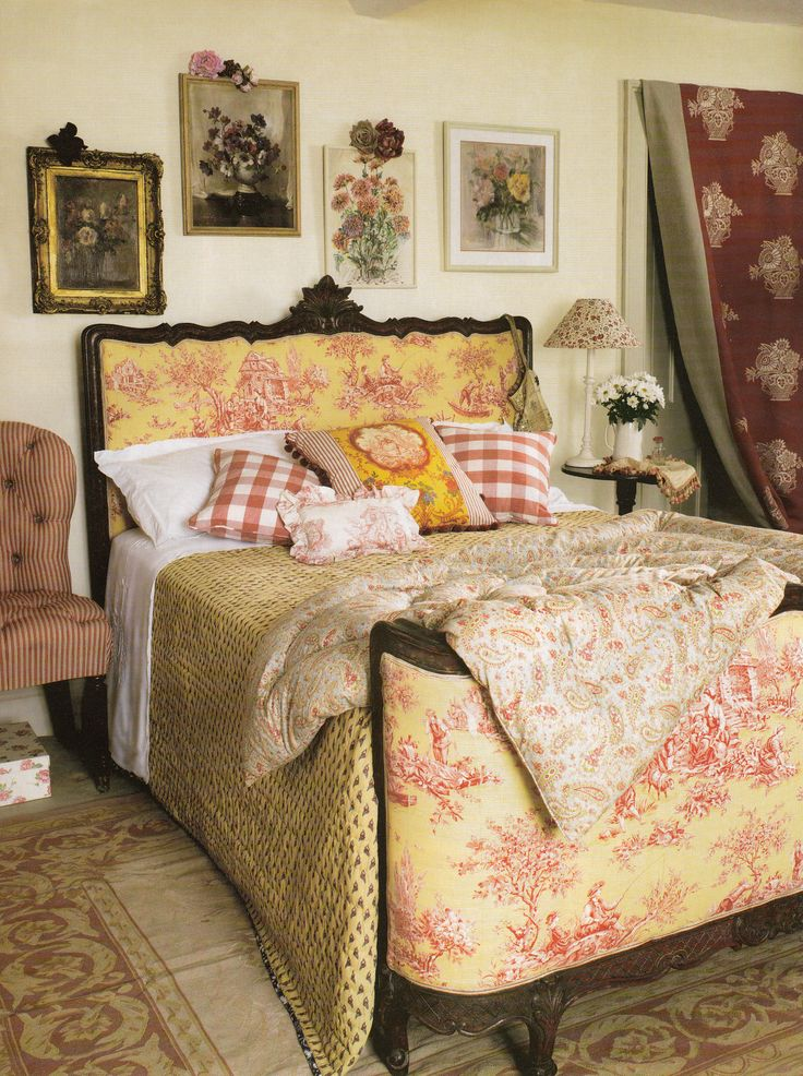 Find This Pin And More On French Country Bedrooms