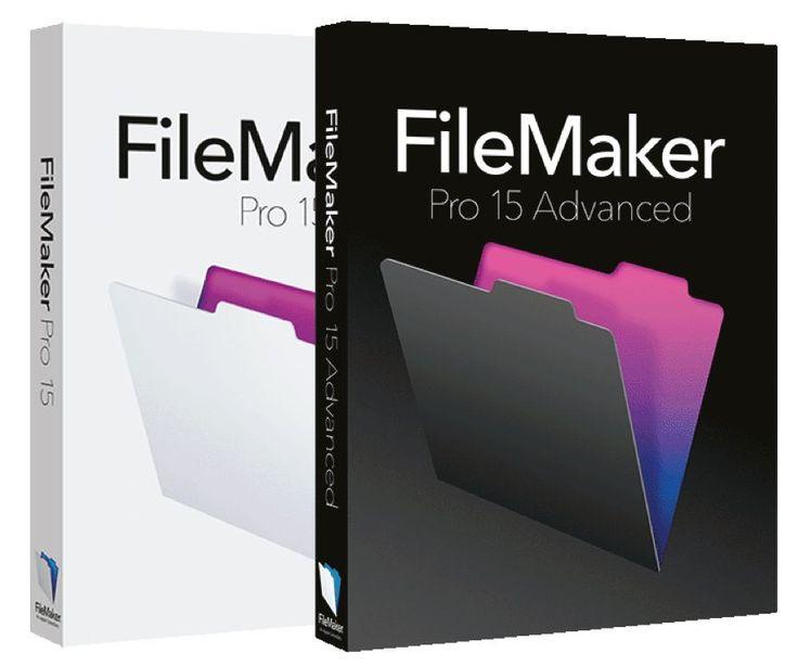 La Solución para Tú Negocio FileMaker Pro 15