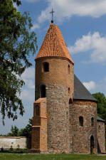 Rotunda (Kościół) p.w. św. Prokopa w Strzelnie