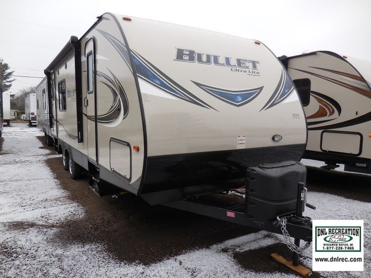 2016 Bullet 248RKS Available at DNL Recreation in