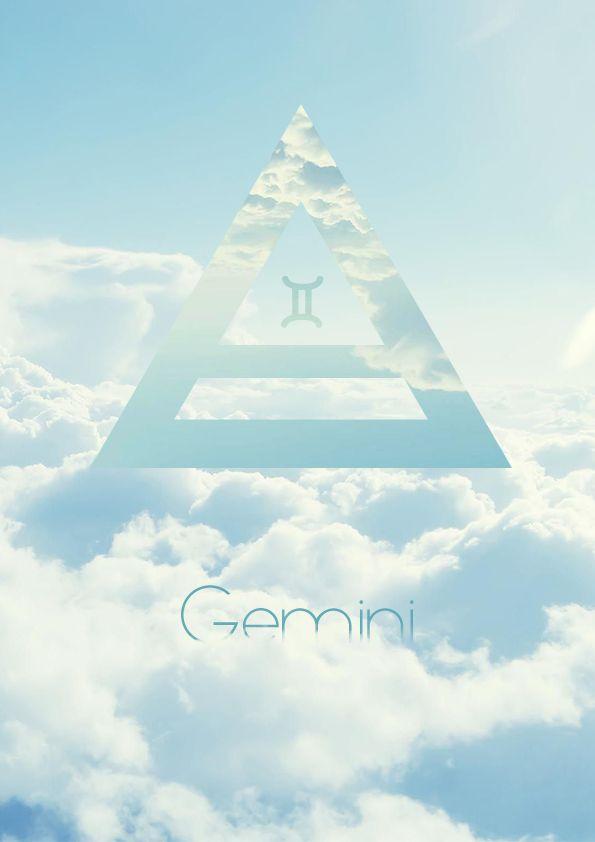 Air sign Gemini ♊