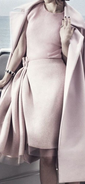 A perfect ensemble by Dior, because why change a classic?