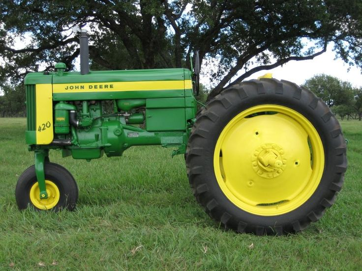 Old John Deere Power Wheels : Best images about yesterday s tractors on pinterest