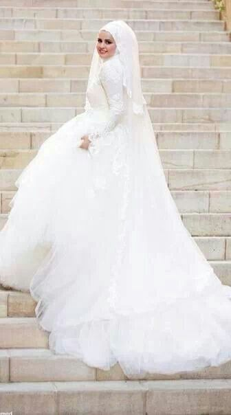 Bridal wow it's just a white at without problems