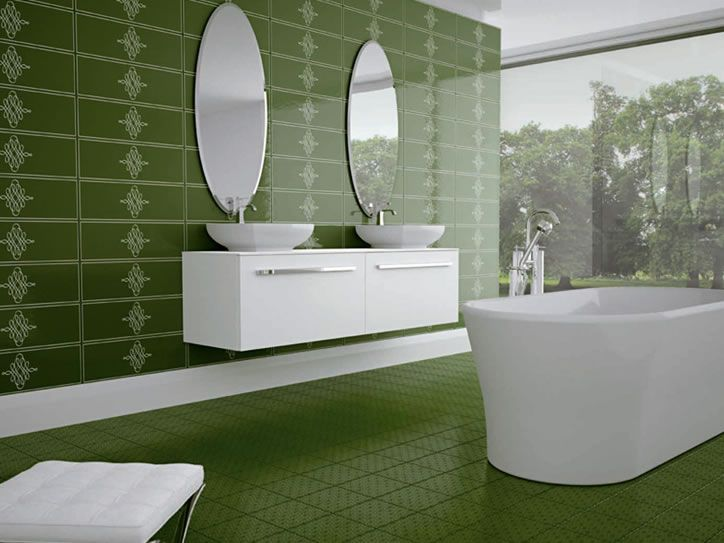 Bathroom Tiles And Designs bathroom flooring tile ideas - creditrestore